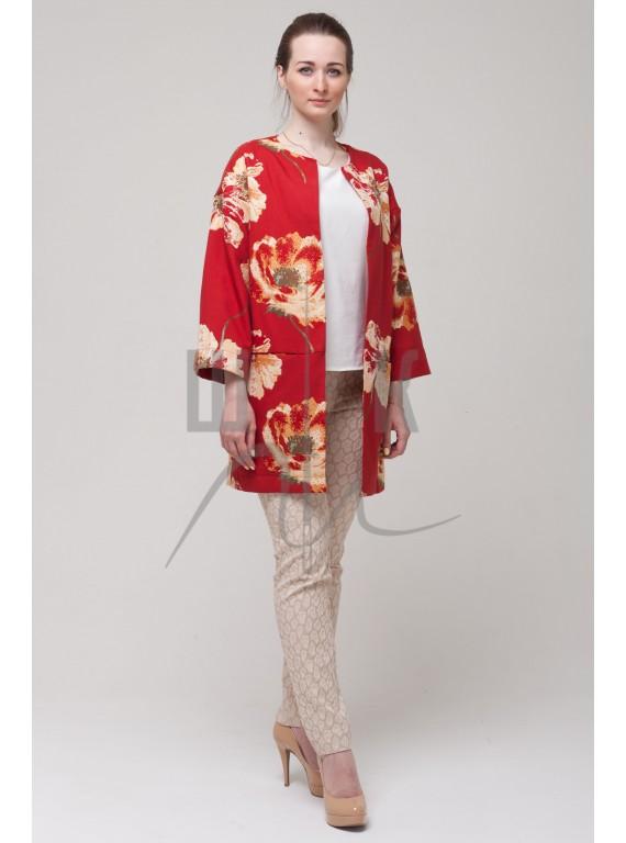 Дизайнерский пиджак  бренда OLGA KOLB