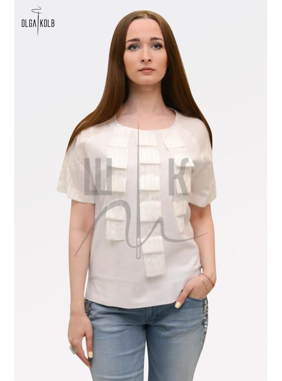 Блузка бренда OLGA KOLB