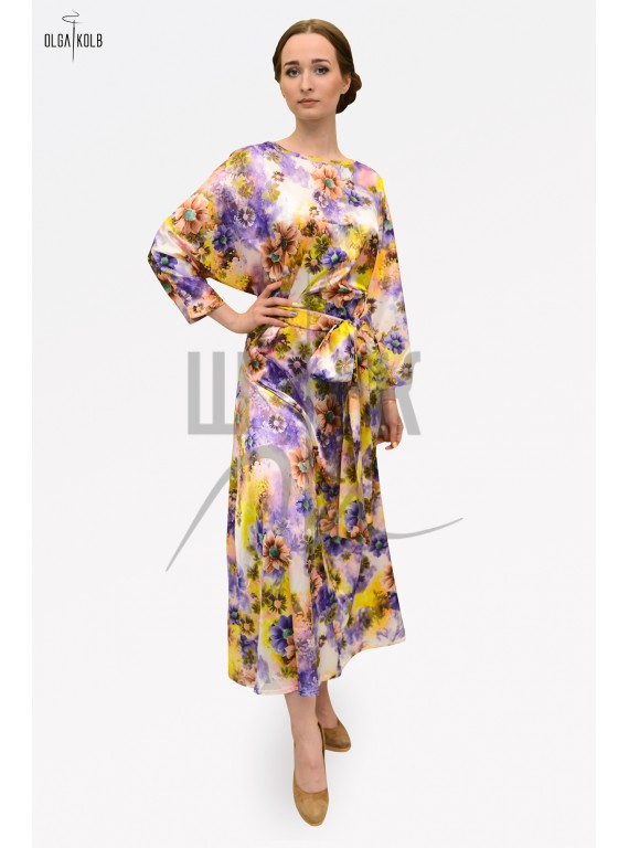 Платье-трансформер  бренда OLGA KOLB