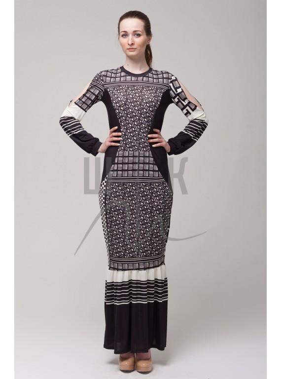 летнее Платье бренда OLGA KOLB