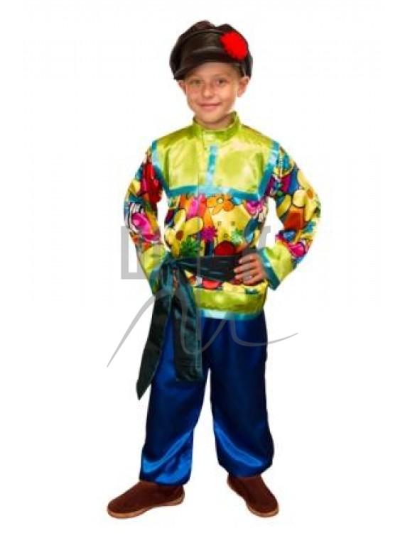 Детский Карнавальный костюм Ваня  рр 28, 32, 36