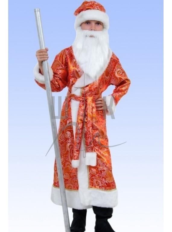 Детский Карнавальный костюм  Дед Мороз р.32, 36