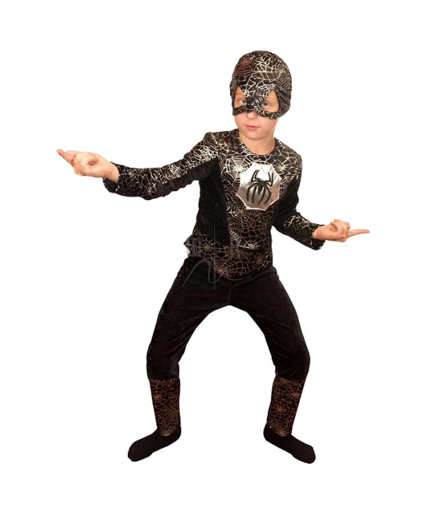 Костюм паука для детей своими руками. Карнавальные костюмы 69