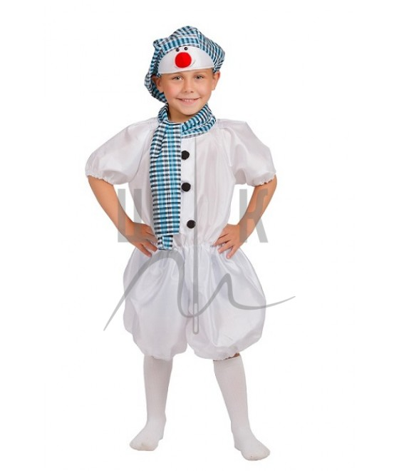Аренда детского костюма Снеговик-3