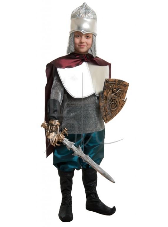 Взрослый карнавальный костюм Бабка р.54
