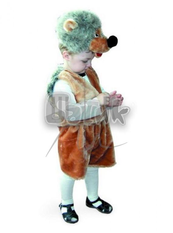 Детский  Карнавальный костюм, маскарадный костюм Ёжик 28р