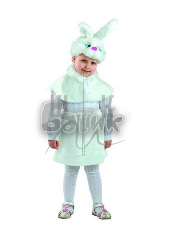Детский  Карнавальный костюм, маскарадный костюм Зайка28р