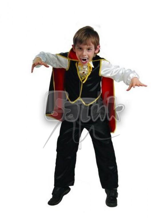 Детский Карнавальный костюм, маскарадный костюм Дракула 34 рр