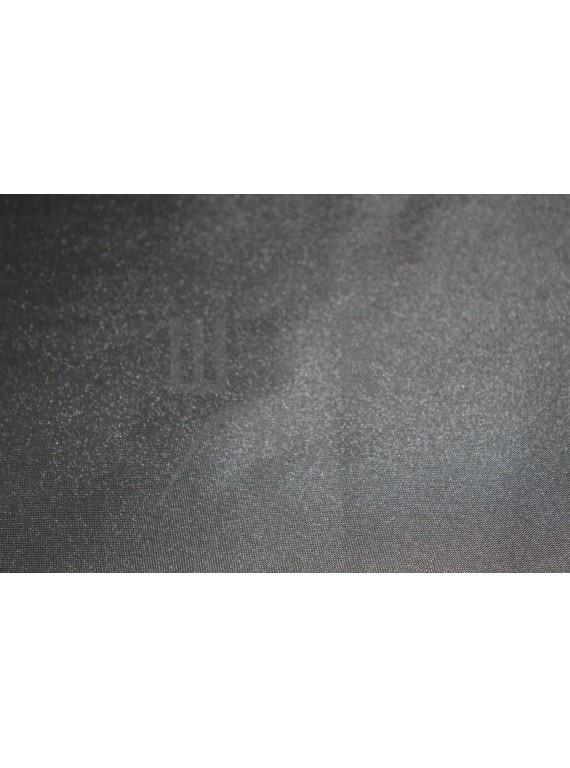 Ткань плащёво-курточная чёрная, мягкая