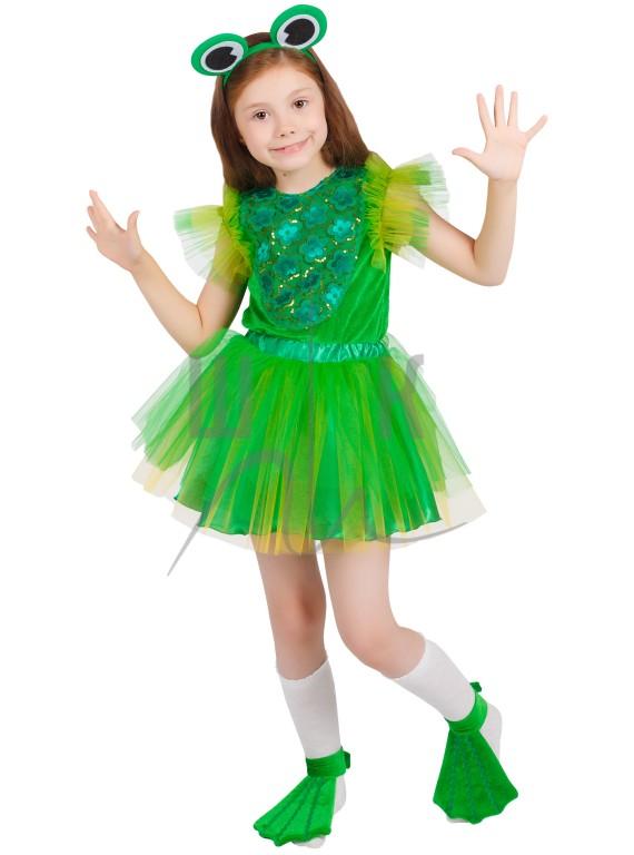 Аренда детского костюма  Лягушка