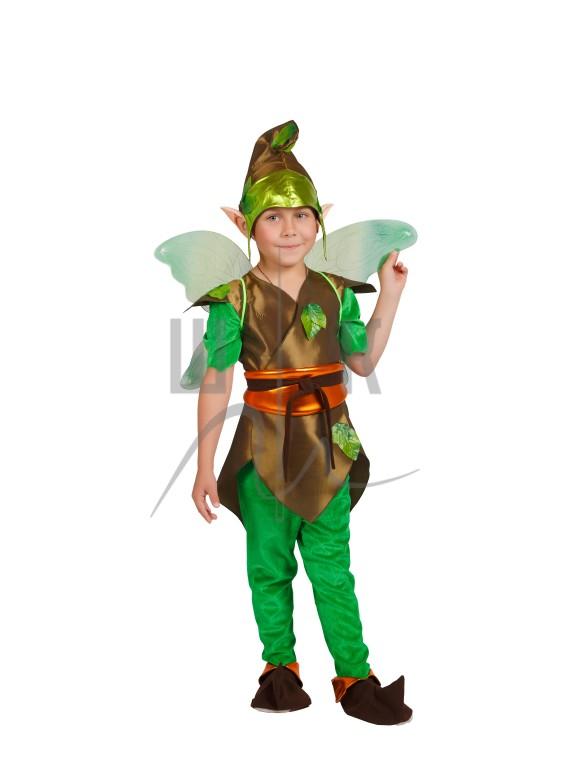 Аренда детского костюма  Эльф мальчик