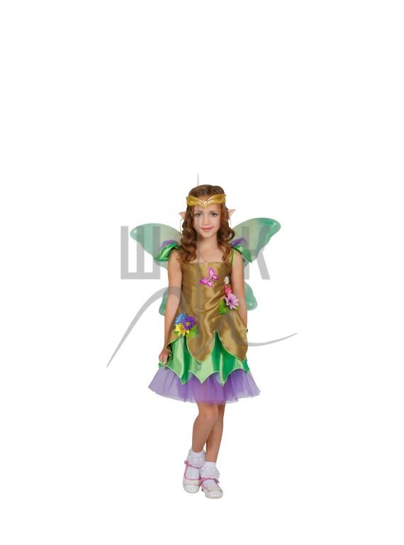 Аренда детского костюма  Эльф девочка