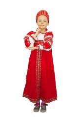 Аренда детского костюма  Русский народный